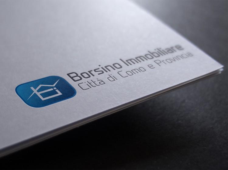borsino immobiliare Logo