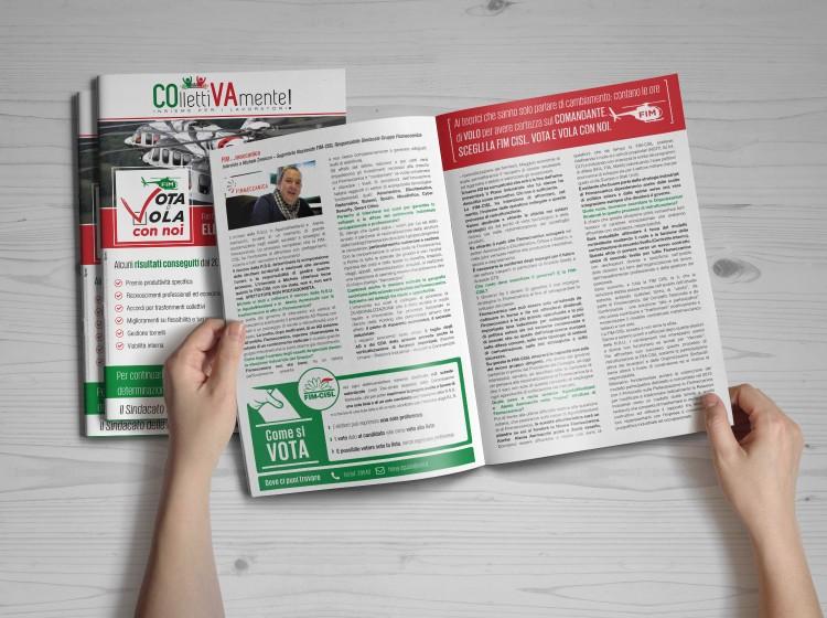 fim-cisl elezioni RSU giornalino interno