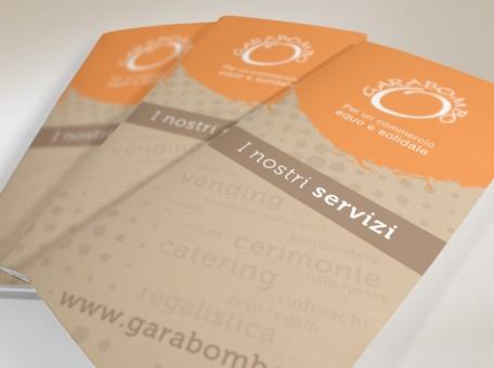 garabombo brochure tre ante