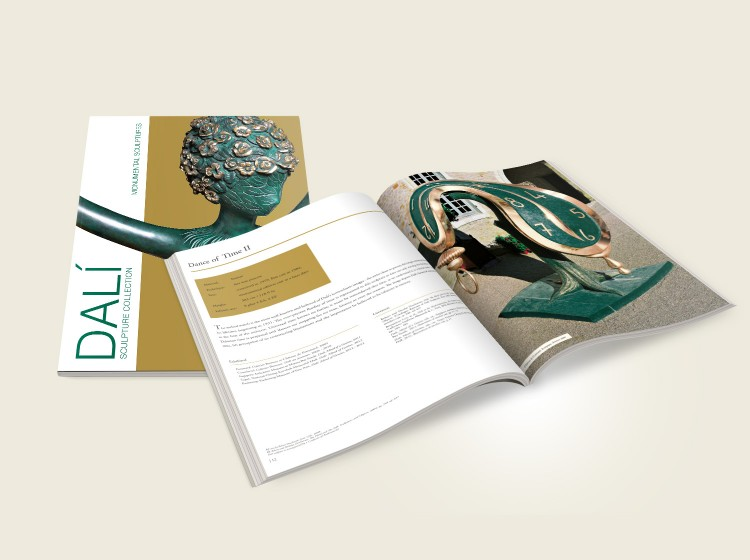 Dalí Sculpture Collection - Interno opere monumentali
