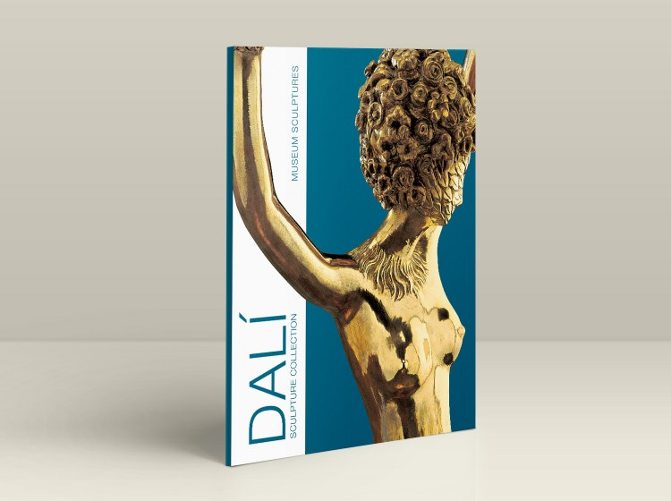 Dalí Sculpture Collection - Copertina opere museali