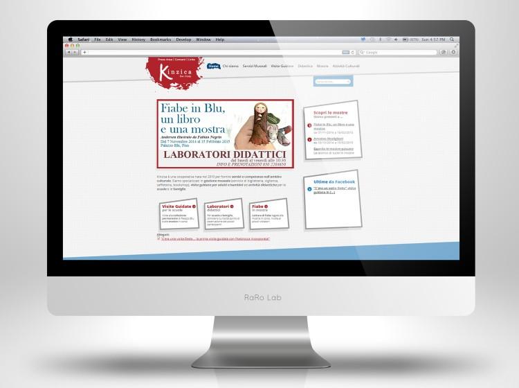 sviluppo sito internet responsive kinzica Homepage