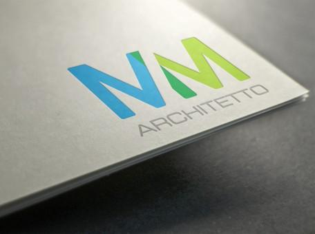 sviluppo logo Matteo Mornata