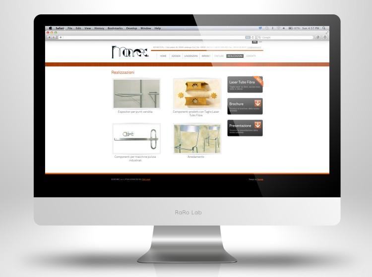 sito internet Momec