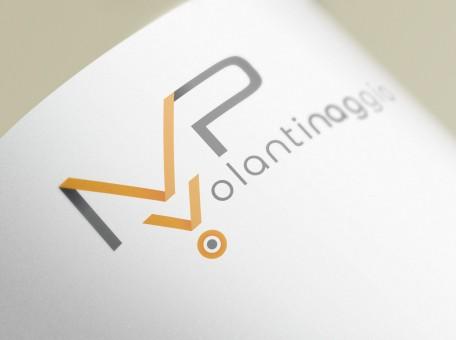 sviluppo logo MP Volantinaggio