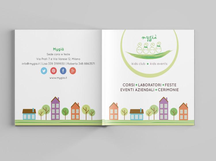grafica e stampa brochure pieghevole