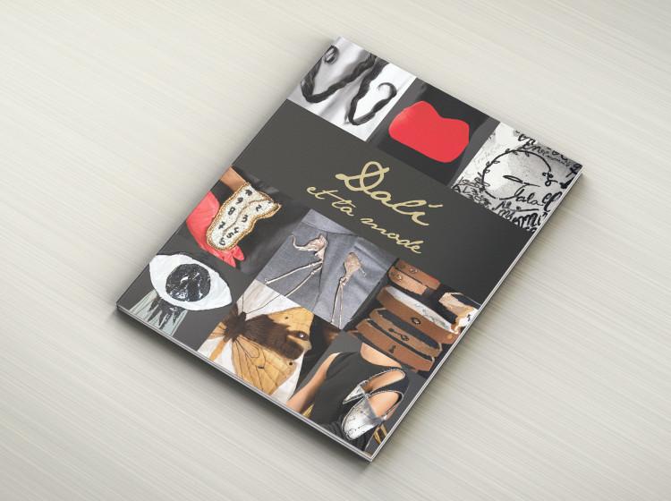 Dali a la mode variante copertina catalogo