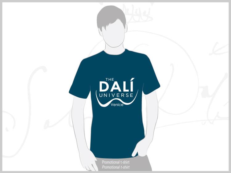Dali Universe Venezia magliette promozionali