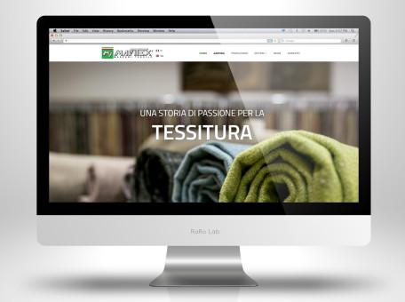 home page mavitex azienda tessuti