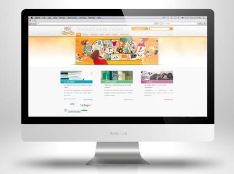 creazione sito NSC home page