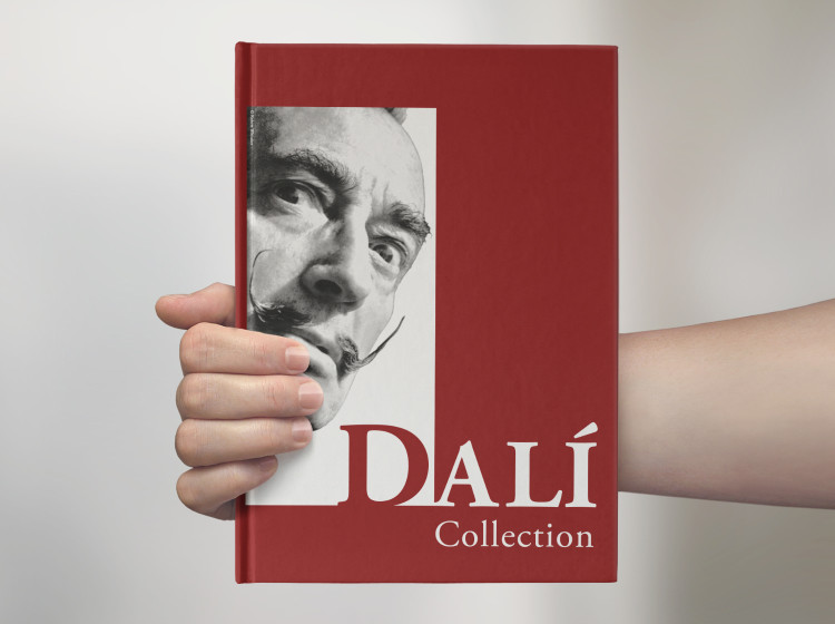 Catalogo opere Dali collection