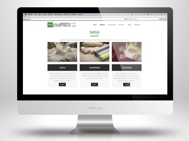 mavitex sito internet tessuti