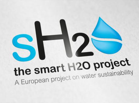 creazione logo app smart H2O